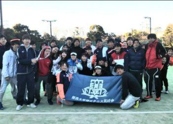 関西大学5泊6日の合宿ありがとうございました。